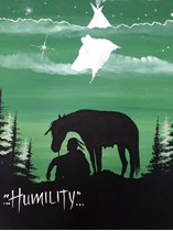 Humility - Wolf